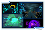New Renderings of the Reimagined Test Track At Epcot