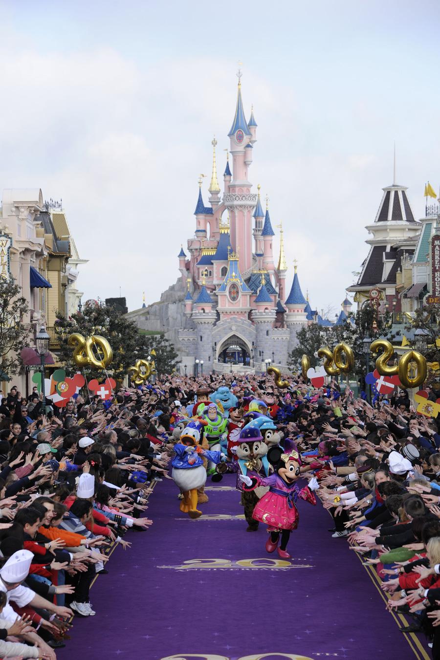 Bon Anniversaire, Disneyland Paris! | Disney Parks Blog