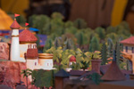 Models of New Fantasyland and Disney California Adventure Park Shared With the Media at Walt Disney World Resort