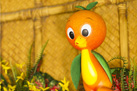 Orange Bird Returns to Magic Kingdom Park at Walt Disney World Resort Today