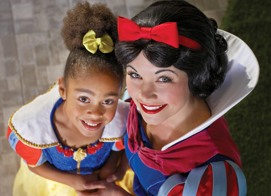 how to become a princess at disney world