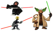 Sneak Peek at Star Wars Weekends Merchandise Coming to 'Darth Mall' Featuring Action Figures