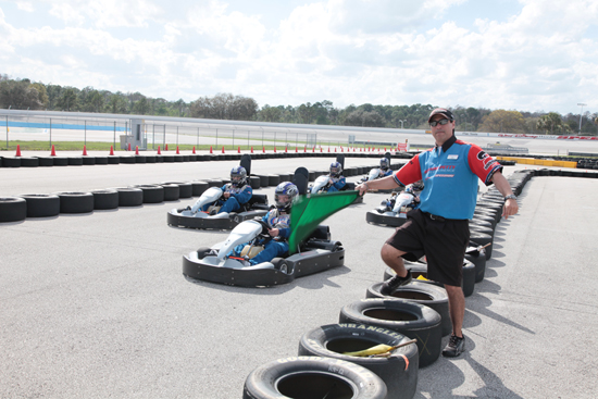 High-Performance Karting Added at the Car Masters Weekend Lineup at Walt Disney World Resort