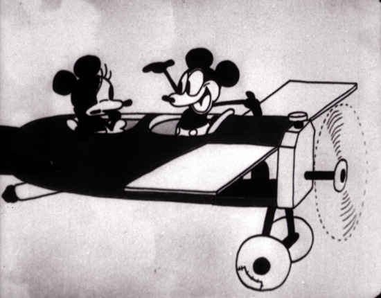today in disney history first mickey mouse short previews