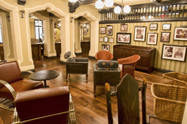 The Exclusive, Private 1901 Inside Carthay Circle Theatre at Disney California Adventure
