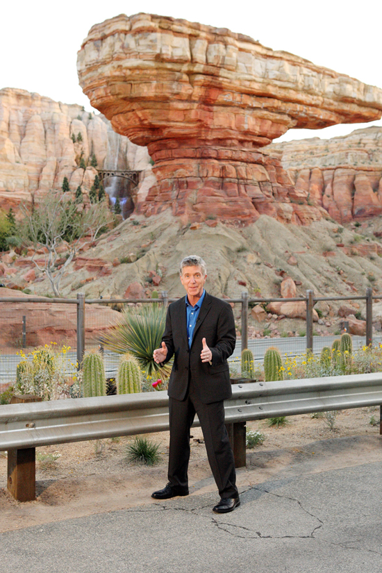 'AFV Season Finale Part Two' Airs From Cars Land at Disney California Adventure Park on ABC