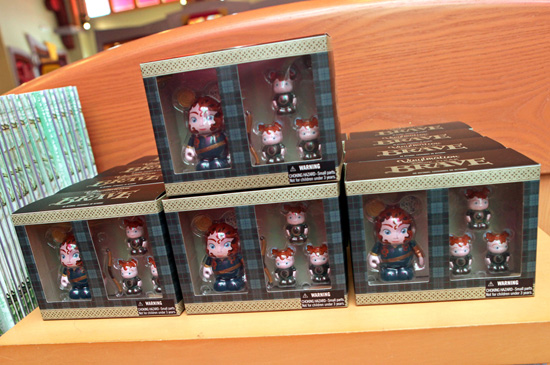 Vinylmation from Disney٥Pixar's 'Brave' Available at Disney Parks