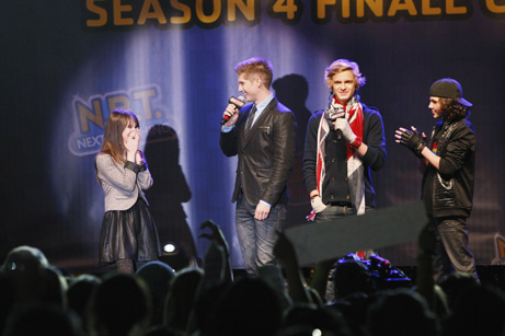The Season Four Finale of Radio Disney's 'N.B.T.' Musical Competition