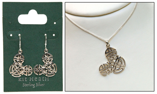 Celtic Mickey Mouse Jewelry Coming to the United Kingdom Pavilion at Epcot