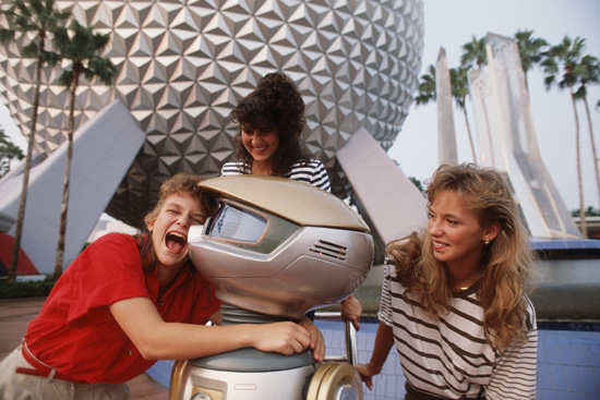 Caption This Photo from 1989 at Epcot!