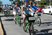 Disney Cruise Line Adventures in Key West, Featuring Bike Tours