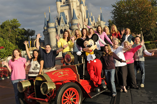 The 2012 Walt Disney World Moms Panel
