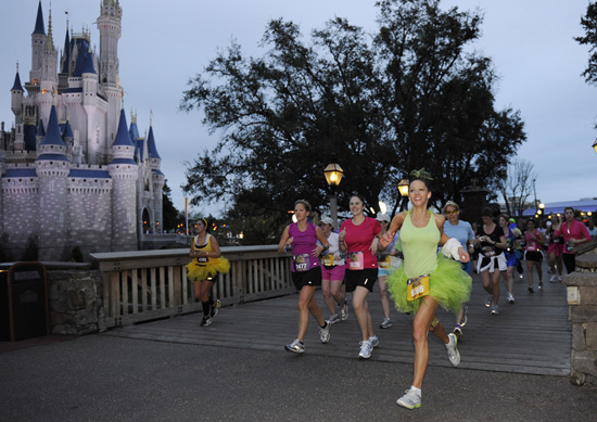 Disney's Princess Half Marathon Weekend at Walt Disney World Resort