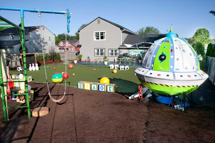 My Yard Goes Disney An All Star Sports Twist On Toy