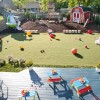 The Brown Family Gets a Backyard Makeover Inspired by Toy Story Mania and Disney's All-Star Sports Resort on HGTV's 'My Yard Goes Disney'