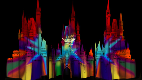 The 'Celebrate the Magic' Nighttime Show Is Coming to Magic Kingdom Park