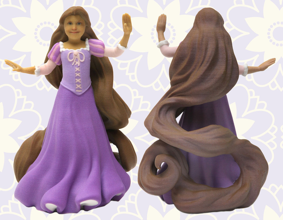 D Tech Me to Offer Disney Princess Figurines at World of Disney in