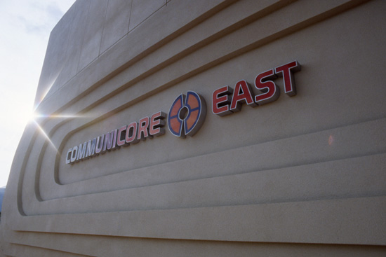 CommuniCore at Epcot in the 1980s