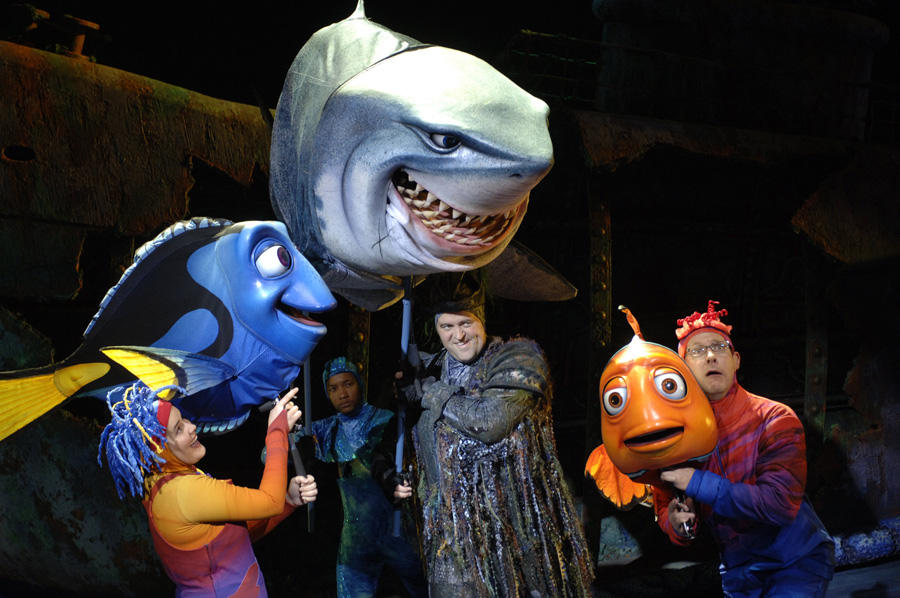 'Finding Nemo – The Musical' at Disney's Animal Kingdom
