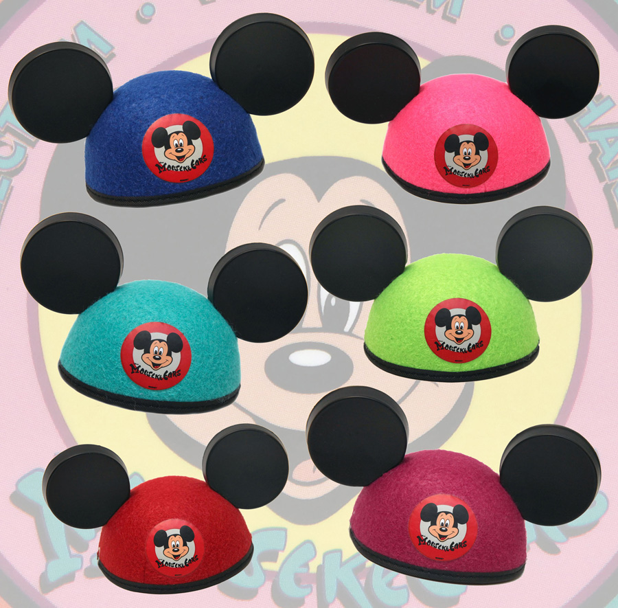 Collect Wear Or Share New Mini Mousekeears At Disney
