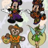 Halloween Pins Coming to Disney Parks