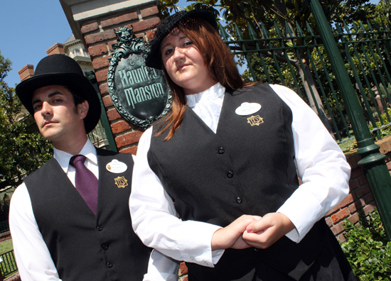 Disney's Happiest Haunts Guided Tour at Disneyland Park
