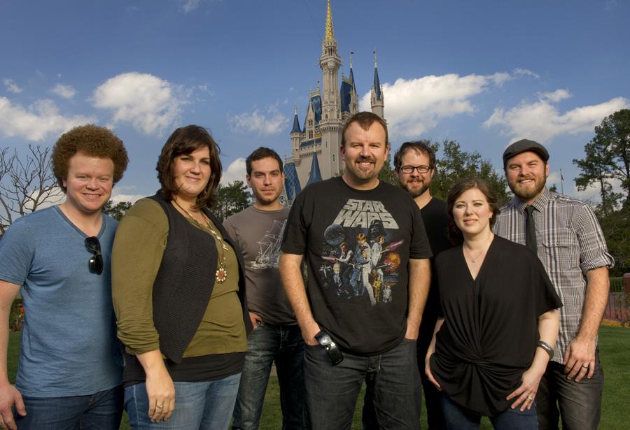 Disney S Night Of Joy 2012 Artist Profile Casting Crowns Disney Parks Blog