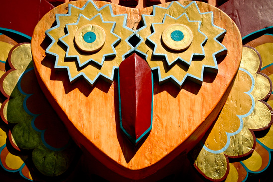 Where at Disney Parks Can You Find This Face?