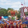 "Our Most Popular Looks Inside New Fantasyland Featuring a ""Doubled"" Dumbo the Flying Elephant"