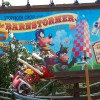 Our Most Popular Looks Inside New Fantasyland Featuring The Barnstormer
