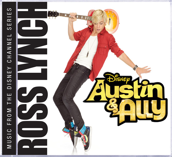 The New 'Austin & Ally' Soundtrack from Walt Disney Records
