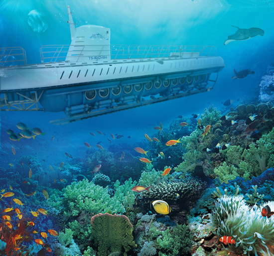 Go on an Atlantis Submarine Expedition in Grand Cayman with Disney Cruise Line