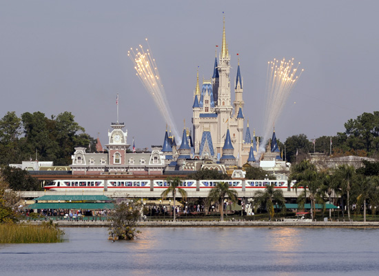 Visit Walt Disney World Resort on a Disney Cruise from Texas