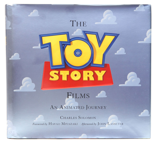 'The Toy Story Films – An Animated Journey,' a Recently Released Book by Charles Solomon