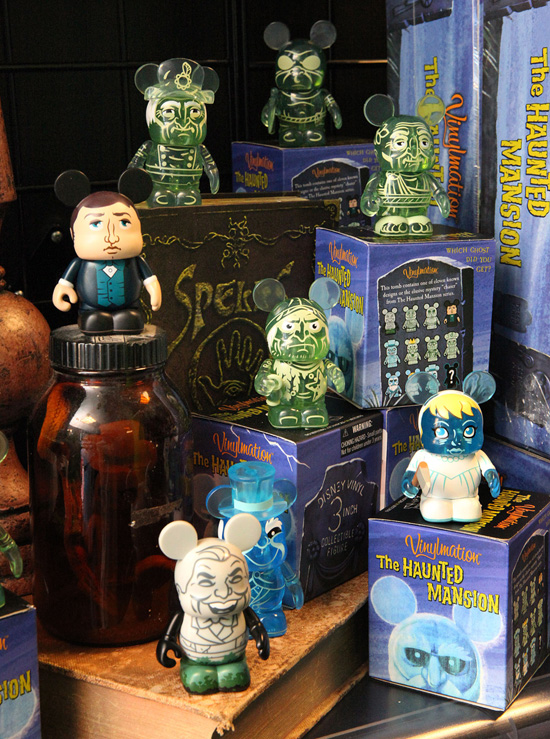 New Haunted Mansion Vinylmation Series is Coming to Disney Parks