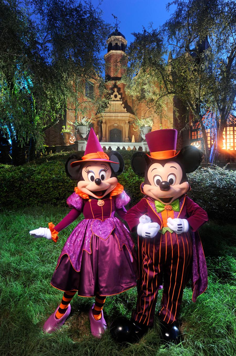 Mickey's Not-So-Scary Returns Tonight at Magic Kingdom Park ...