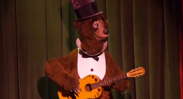 Walt Disney Imagineers Talk The Country Bear Jamboree