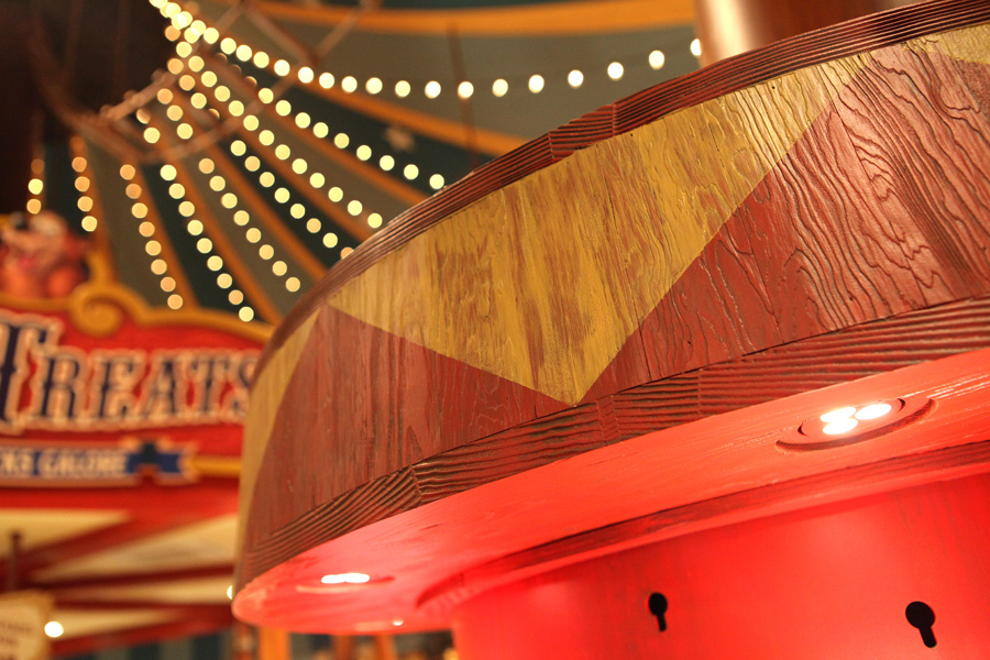 All in the Details Storybook Circus Nears Completion in New Fantasyland ... & All in the Details: Storybook Circus Nears Completion in New ...