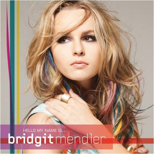 Bridgit Mendler's New Album, 'Hello My Name Is...'