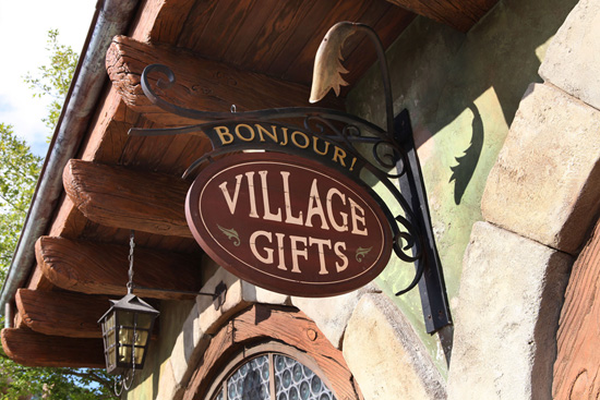 Say Hello to New Fantasyland Merchandise at Bonjour! Village Gifts in Magic Kingdom