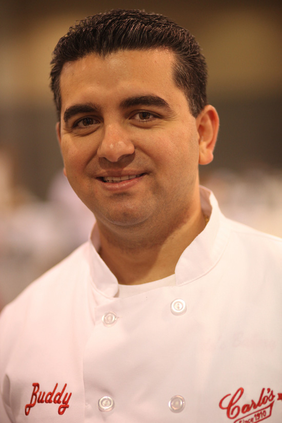 Buddy Valastro, Famous 'Cake Boss' From Carlo's Bake Shop in N.J., Will Host Kitchen Memories Lunch at This Year's Epcot International Food & Wine Festival
