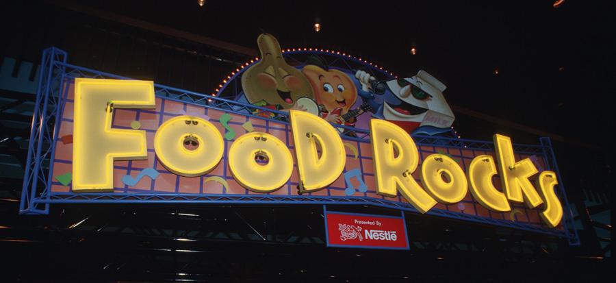 Disney Extinct Attractions Epcots Tastiest Shows
