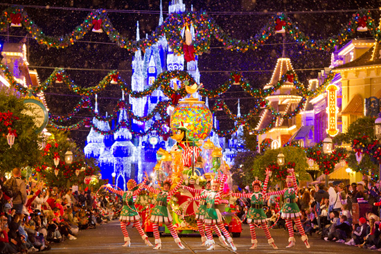 Mickey's Very Merry Christmas Party Returns One Month From Today at Magic Kingdom Park
