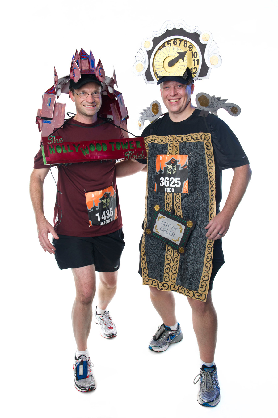 ... Running Costume The Hollywood Tower and Elevator What Lies Beyond the Fifth Dimension?  sc 1 st  Disney Parks & Vote for the Best runDisney Halloween Costume | Disney Parks Blog