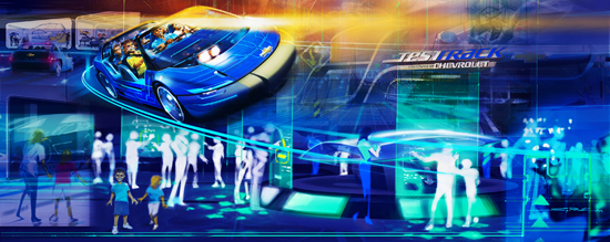 Test Track - Presented by Chevrolet Will Reopen at Epcot December 6