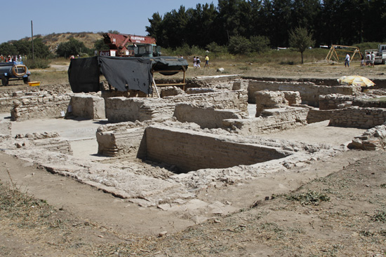 Disney Cruise Line Port Adventures in Turkey - Ephesus Excavation Site with Archaeologist Encounter
