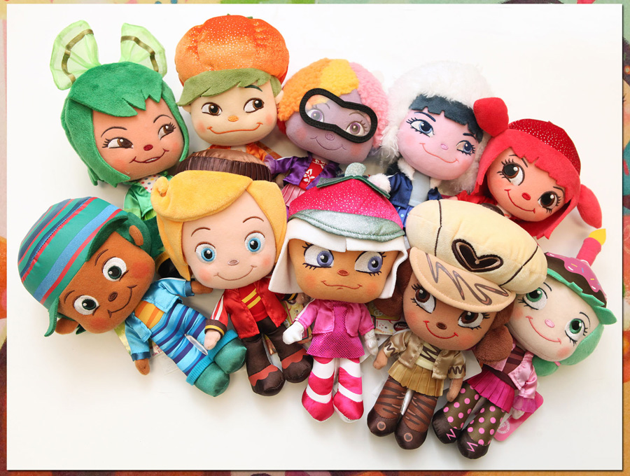 Wreck It Ralph Toys : Merchandise for 'wreck it ralph at disney parks is