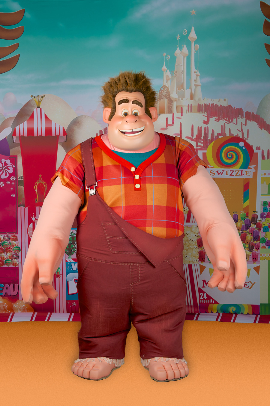 Its Almost Game On for WreckIt Ralph at Disney Parks  Disney