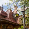 Enchanted Tales With Belle, Maurice's Cottage