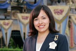 Disneyland Ambassador Andrae Rivas Gill in 2005–2006